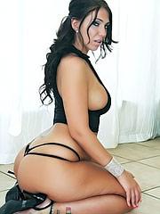 Madison Rose with big ass fucks and sucks