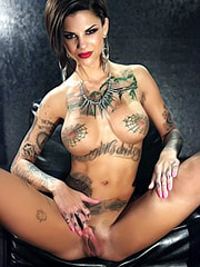 Bonnie Rotten never knows what is real
