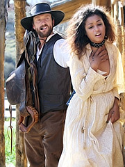Skin Diamond in sex western