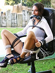 Jennifer Dark is a very successful business woman